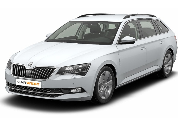 Škoda Superb Combi II